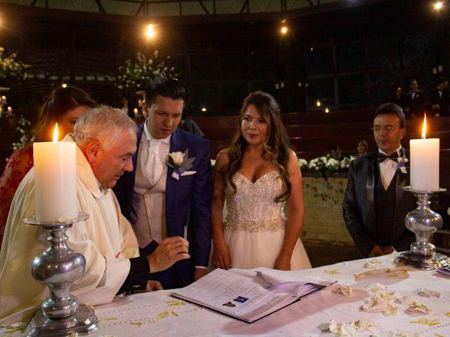 El matrimonio de Eduar y Angélica en El Rosal, Cundinamarca 39