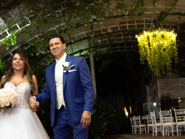 El matrimonio de Eduar y Angélica en El Rosal, Cundinamarca 43