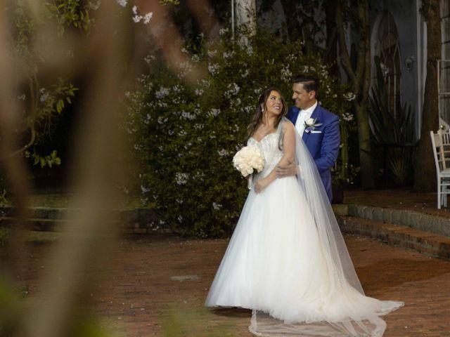 El matrimonio de Eduar y Angélica en El Rosal, Cundinamarca 44
