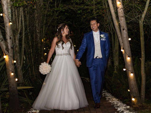 El matrimonio de Eduar y Angélica en El Rosal, Cundinamarca 45