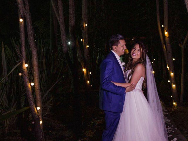 El matrimonio de Eduar y Angélica en El Rosal, Cundinamarca 47