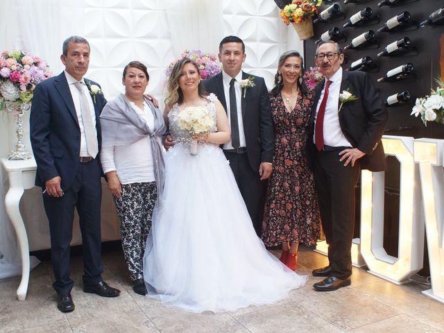 El matrimonio de David y Lina en Bogotá, Bogotá DC 4