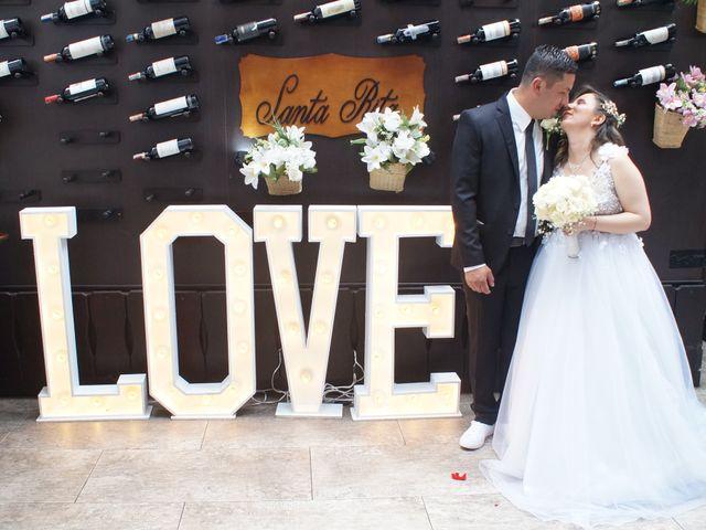 El matrimonio de David y Lina en Bogotá, Bogotá DC 5