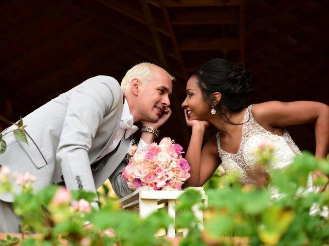 El matrimonio de Zule y Chriss en Tenjo, Cundinamarca 9