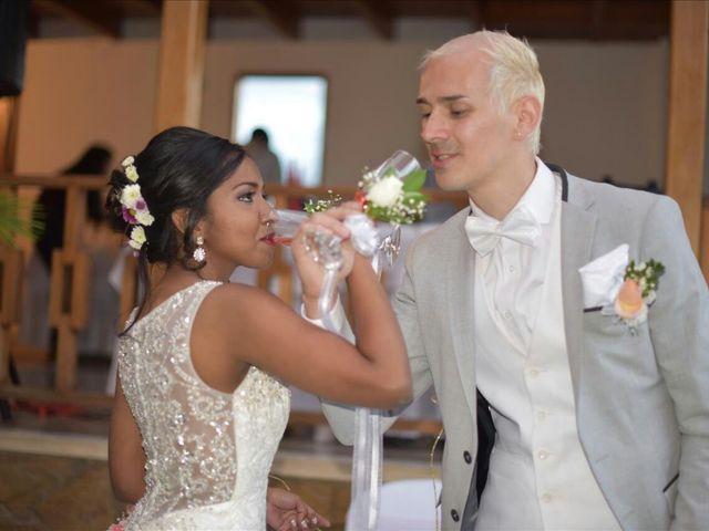 El matrimonio de Zule y Chriss en Tenjo, Cundinamarca 10