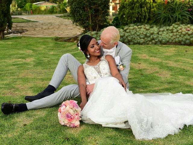El matrimonio de Zule y Chriss en Tenjo, Cundinamarca 13