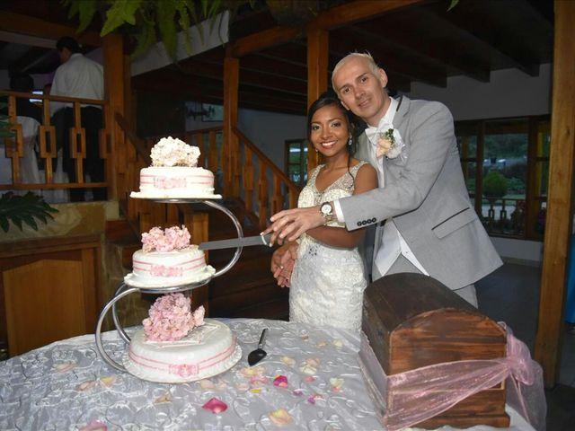 El matrimonio de Chriss y Zule