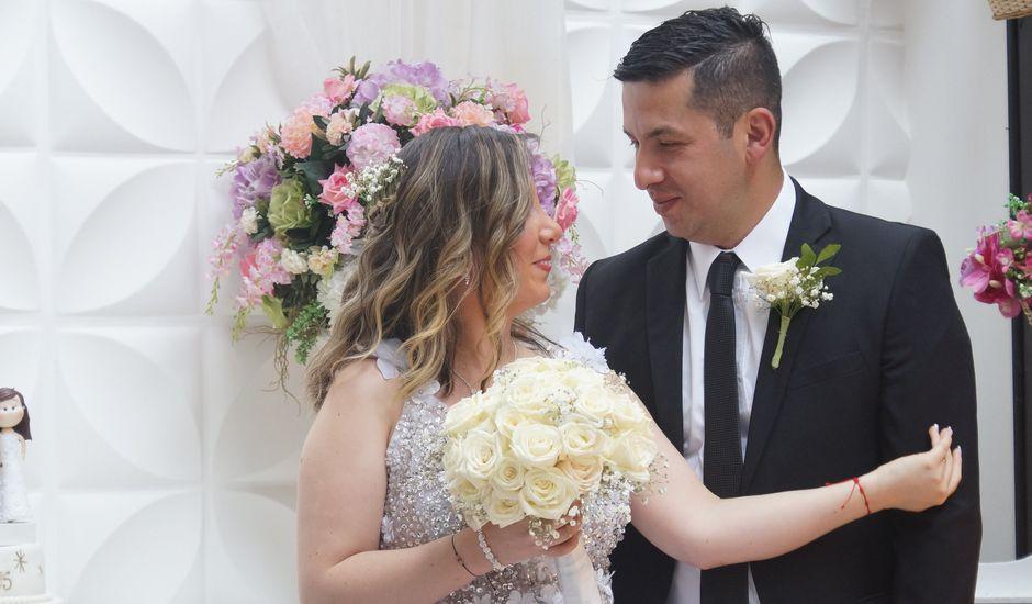 El matrimonio de David y Lina en Bogotá, Bogotá DC