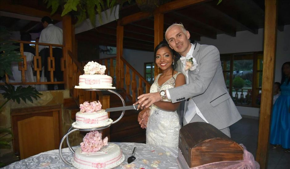 El matrimonio de Zule y Chriss en Tenjo, Cundinamarca
