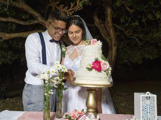 El matrimonio de Martín y Vannessa