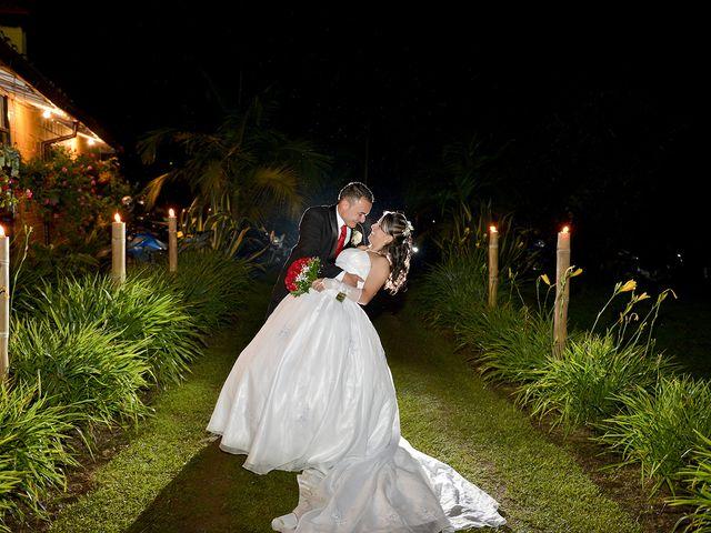 El matrimonio de Alejandra y Walter