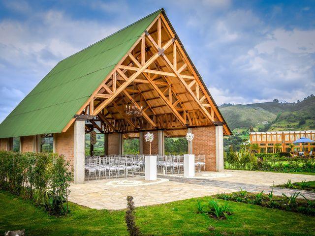 El matrimonio de Carlos y Paula en Subachoque, Cundinamarca 1