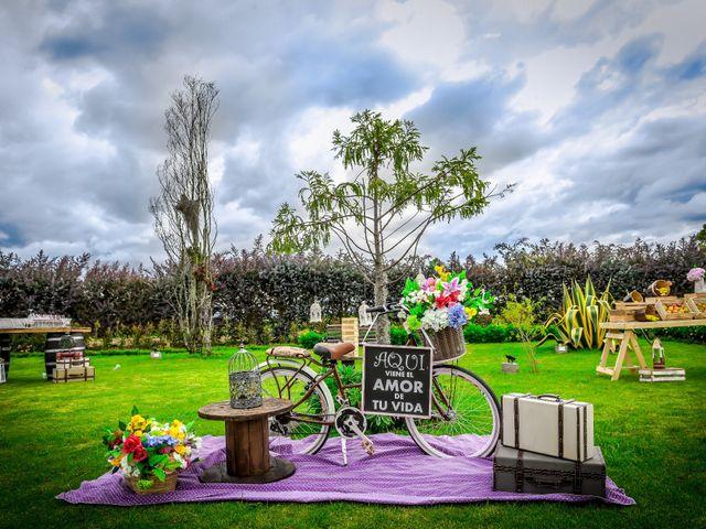 El matrimonio de Carlos y Paula en Subachoque, Cundinamarca 8