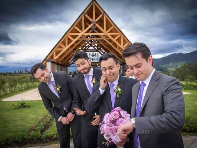 El matrimonio de Carlos y Paula en Subachoque, Cundinamarca 11