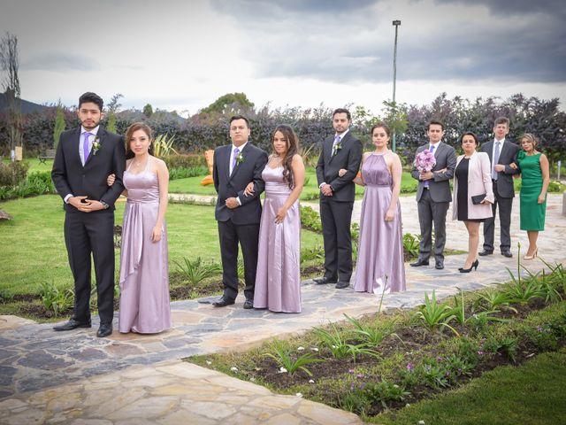 El matrimonio de Carlos y Paula en Subachoque, Cundinamarca 13