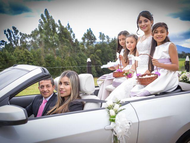 El matrimonio de Carlos y Paula en Subachoque, Cundinamarca 14