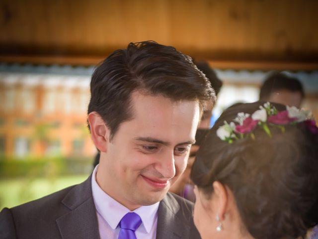 El matrimonio de Carlos y Paula en Subachoque, Cundinamarca 16
