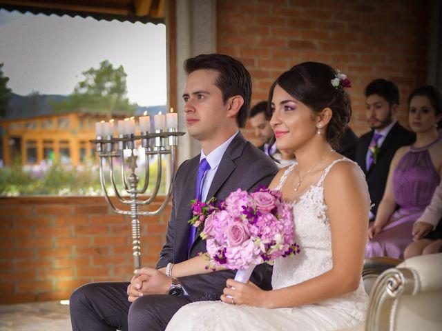 El matrimonio de Carlos y Paula en Subachoque, Cundinamarca 17