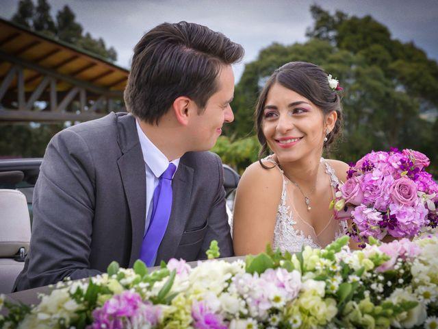 El matrimonio de Carlos y Paula en Subachoque, Cundinamarca 19