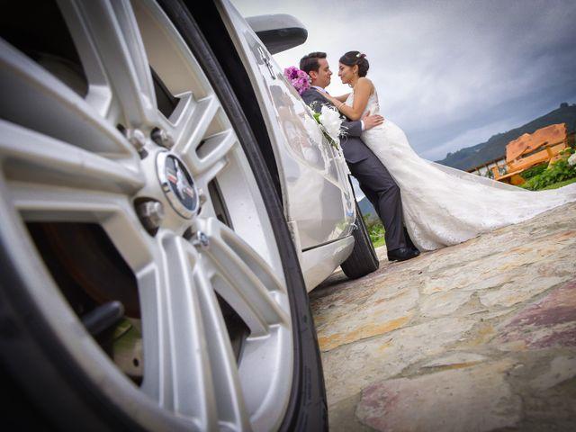 El matrimonio de Carlos y Paula en Subachoque, Cundinamarca 20