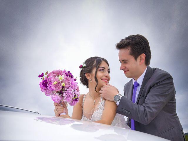 El matrimonio de Carlos y Paula en Subachoque, Cundinamarca 21