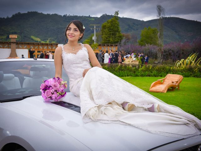 El matrimonio de Carlos y Paula en Subachoque, Cundinamarca 22