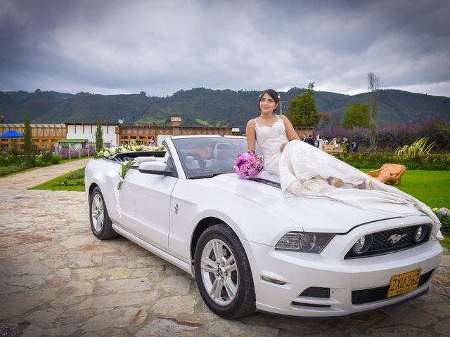 El matrimonio de Carlos y Paula en Subachoque, Cundinamarca 23