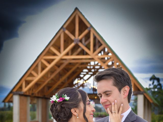 El matrimonio de Carlos y Paula en Subachoque, Cundinamarca 26