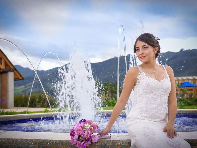 El matrimonio de Carlos y Paula en Subachoque, Cundinamarca 27