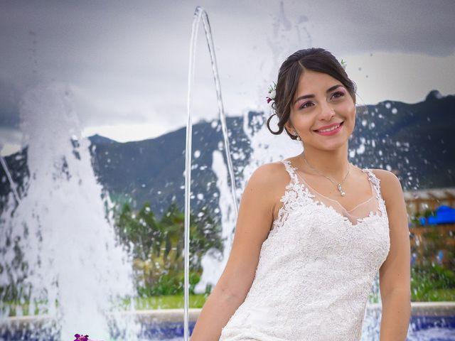El matrimonio de Carlos y Paula en Subachoque, Cundinamarca 28