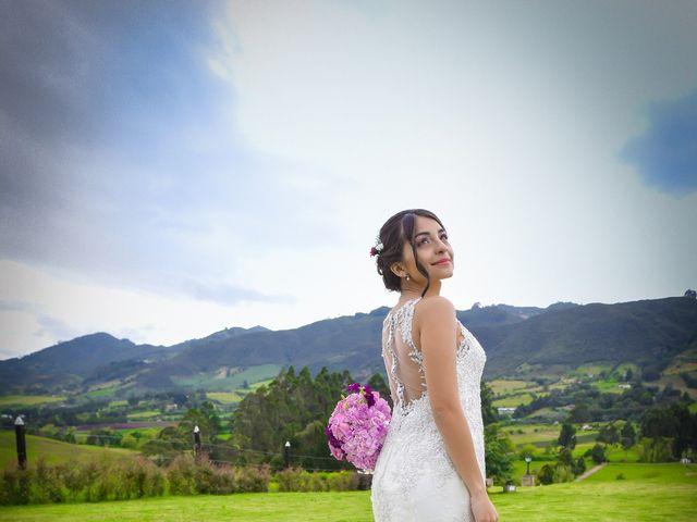 El matrimonio de Carlos y Paula en Subachoque, Cundinamarca 29