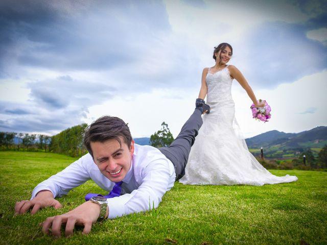 El matrimonio de Carlos y Paula en Subachoque, Cundinamarca 31
