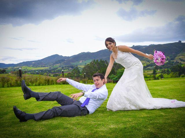 El matrimonio de Carlos y Paula en Subachoque, Cundinamarca 32