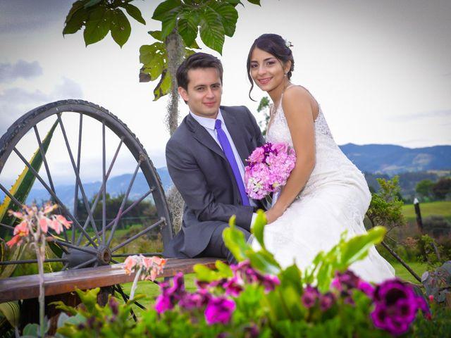 El matrimonio de Carlos y Paula en Subachoque, Cundinamarca 34