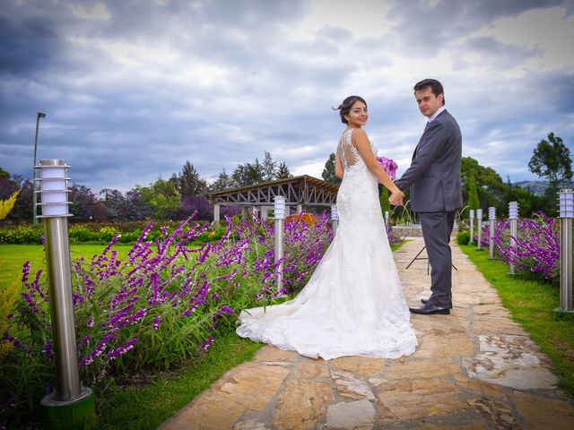 El matrimonio de Carlos y Paula en Subachoque, Cundinamarca 35