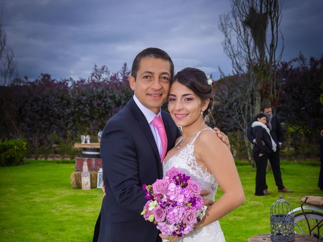 El matrimonio de Carlos y Paula en Subachoque, Cundinamarca 36