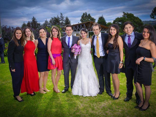 El matrimonio de Carlos y Paula en Subachoque, Cundinamarca 38