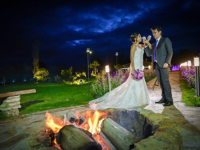 El matrimonio de Carlos y Paula en Subachoque, Cundinamarca 43