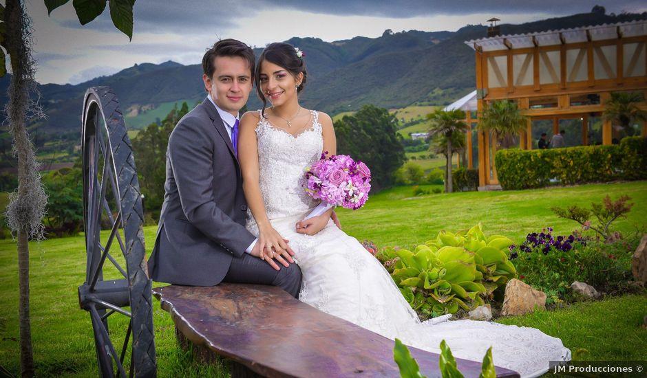 El matrimonio de Carlos y Paula en Subachoque, Cundinamarca