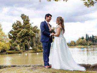 El matrimonio de Diana y Sergio