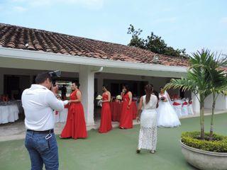 El matrimonio de Luz Adriana   y Brayan  1