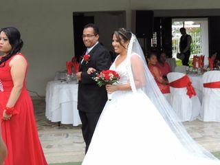 El matrimonio de Luz Adriana   y Brayan  2