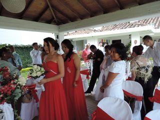 El matrimonio de Luz Adriana   y Brayan  3