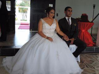 El matrimonio de Luz Adriana   y Brayan