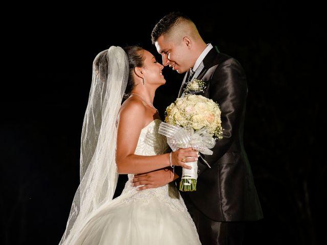 El matrimonio de Leidy y Luis Carlos