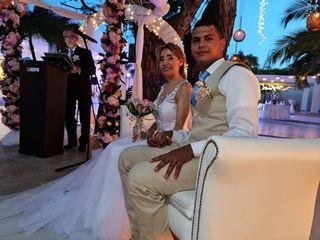 El matrimonio de Fran y Migue