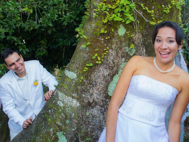 El matrimonio de Pola y Reinaldo