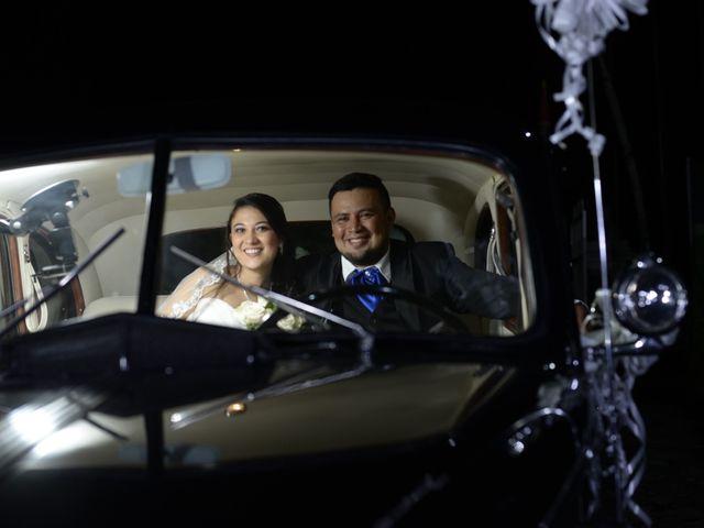 El matrimonio de Laura Alejandra y Mauricio