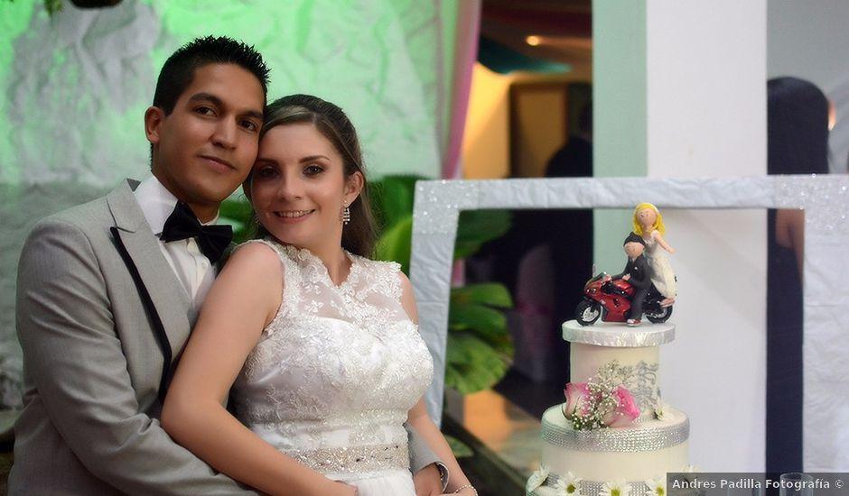 El matrimonio de Carlos y Laura en Cali, Valle del Cauca