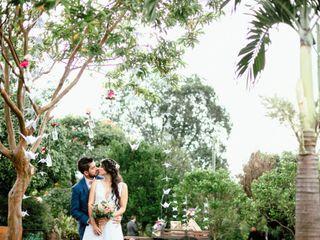 El matrimonio de Melissa y César